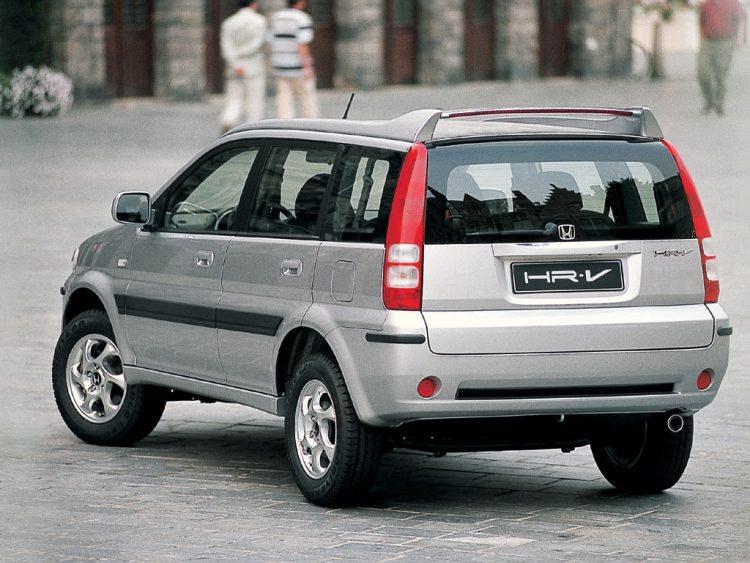 Honda HR-V первого поколения