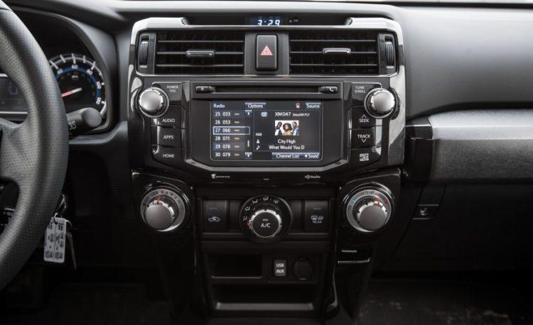 Технические характеристики Тойота 4 раннер