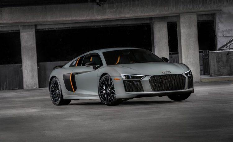 Audi R8 V10 plus Exclusive Edition