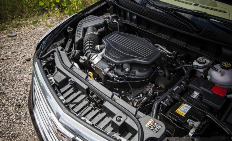 Двигатель Cadillac XT5