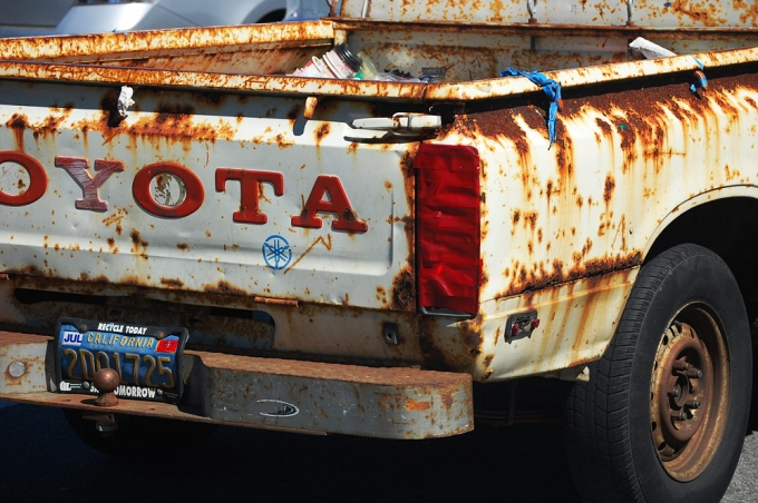 Toyota проржавела в США на 3,4 млрд долларов!