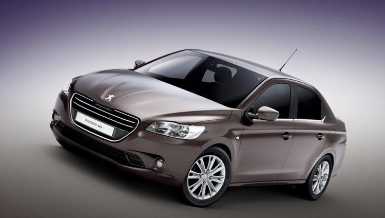 Комплектации и цены Peugeot 301 2016-2017 года