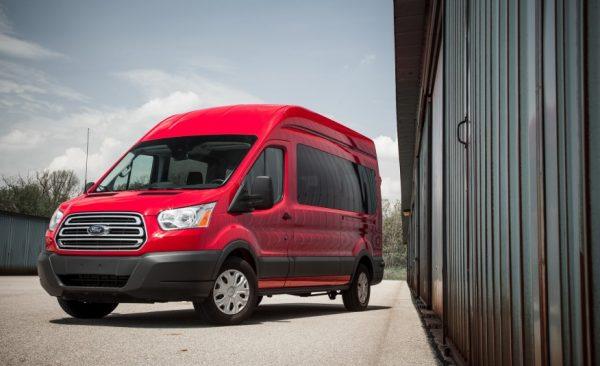 Ford Transit 2016-2017 модельного года