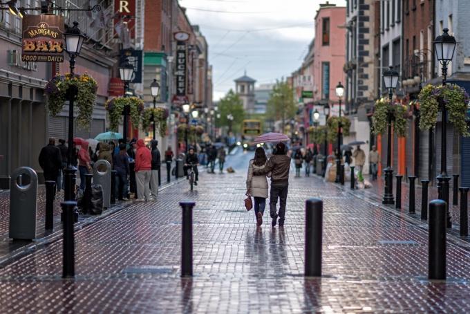 Власти Дублина обскакали российских чиновников