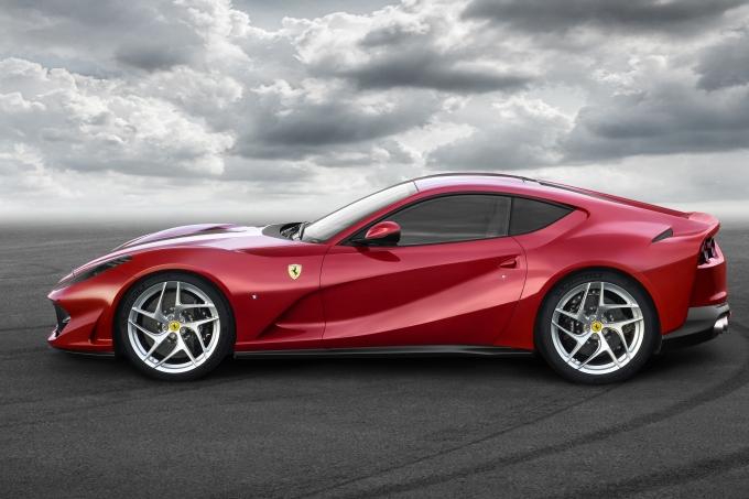 Ferrari уместила 123 лошади в один литр!