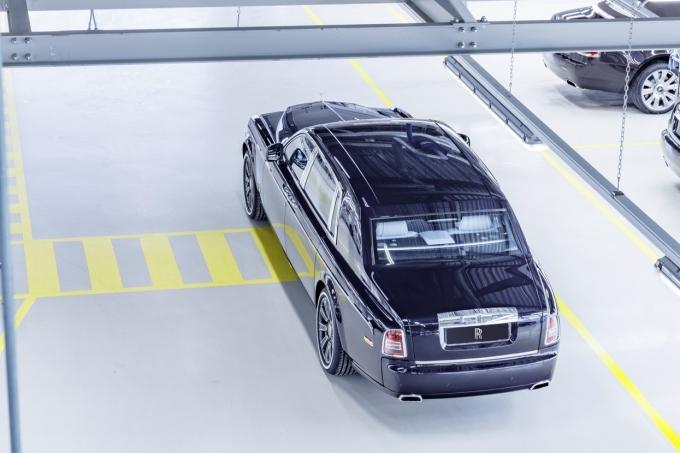 BMW в третий раз за всю историю Rolls-Royce остановила выпуск Phantom