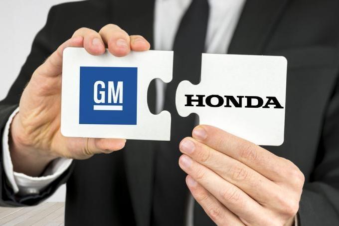 GM с помощью Honda планирует заработать миллиарды. Японцы в доле?