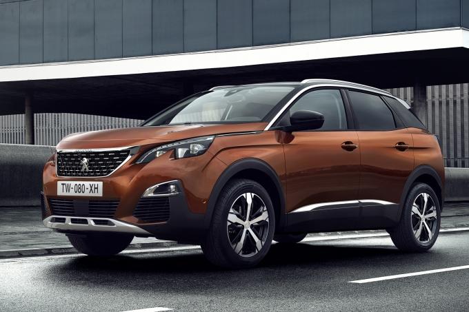 Peugeot может отложить запуск кроссовера 3008 в России из-за остановки производства модели
