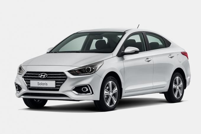Hyundai Solaris повзрослел