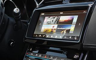 Jaguar XE 2.0d AWD