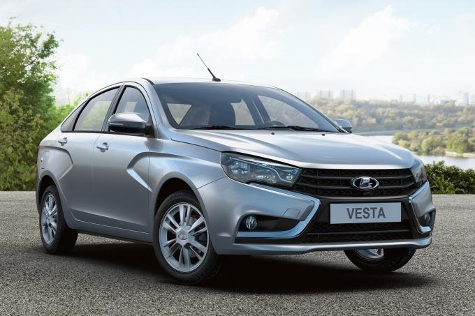 В 2017 году АвтоВАЗ может продать в Германии 1000 Lada Vesta