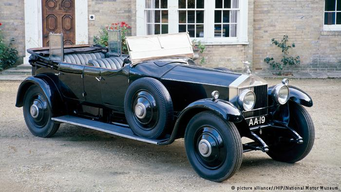 Rolls Royce Phantom (1925)
