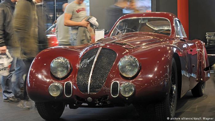 Alfa Romeo 8C (1938)