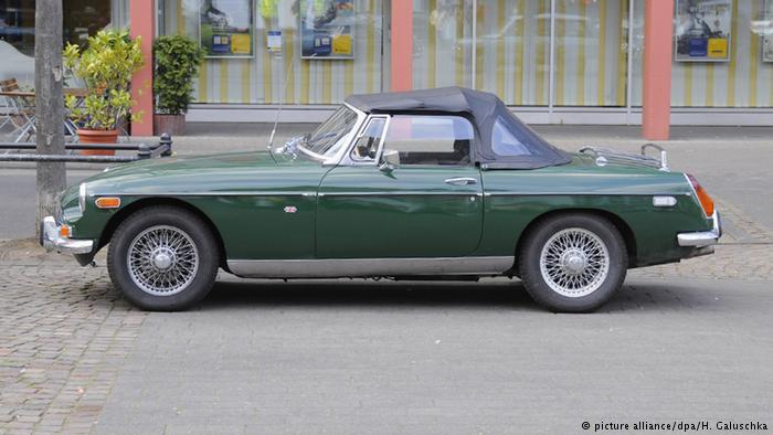 MG MGB Roadster (1962)