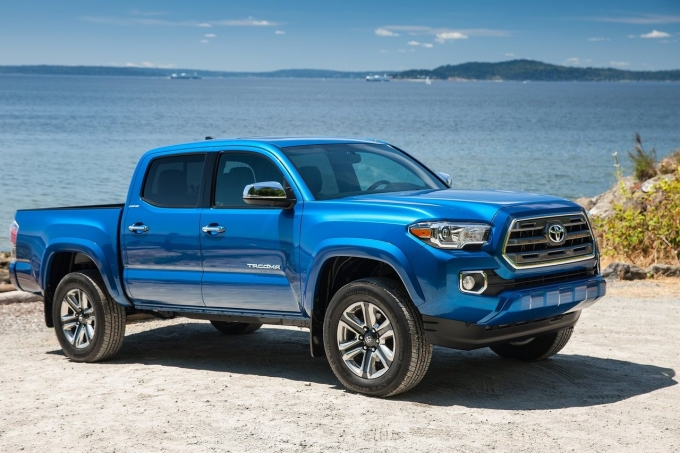 Toyota Tacoma: беда пришла из Гонолулу